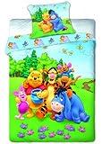 Faro Winnie the Pooh ropa de cama cojín 70x 80/160x 200, habitación de los Niños, 02, algodón, más colores, 200x 160cm