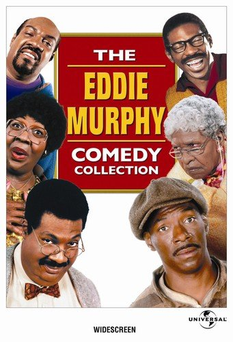 The Eddie Murphy Comedy Collection (The Movie Life)