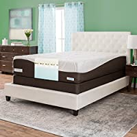 Simmons Beautyrest ComforPedic from Beautyrest 14-inch King-size Memory Foam Mattress Set