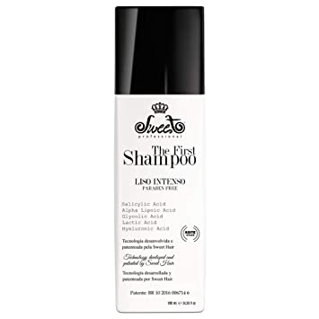 Sweet The First Shampoo - Champú (980 ml - sin formol ...
