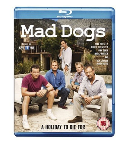 Mad Dogs [Blu-ray] (Marks And Spencer Usa Store)