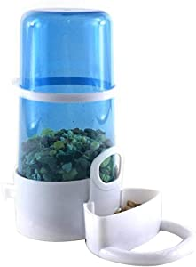Bluelans Hamsters Water Bottle Automatic Feeder Water Food Dispenser Drinking Dispenser for Small Animals,Guinea Pig,Rat,Rabbit,Dwarf,Gerbil,Chinchilla