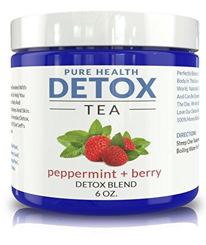 (Detox Tea (Peppermint-Berry))