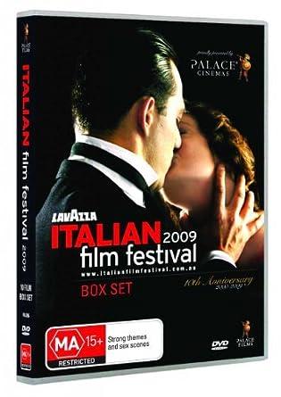 310f8bdbab Italian Film Festival 2009 - 10 Film Collection - 5-DVD Box Set ( Victory    L ultimo Pulcinella   Ex   Il mattino ha l oro in bocca   Come Dio comanda  ...