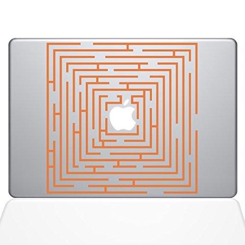 『3年保証』 The B0788LC72W Decal Guru 1288-MAC-15P-P Maze Runner Decal 2015 Vinyl Sticker Decal for 15 MacBook Pro 2015 & Older Models Orange [並行輸入品] B0788LC72W, アイエスマート:04916fa0 --- a0267596.xsph.ru
