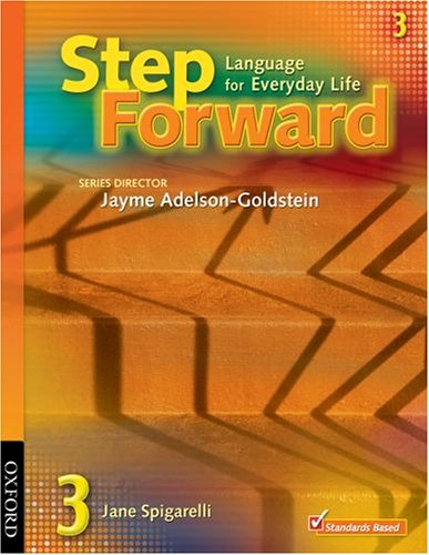 Step Forward 3: Language for Everyday Life Student Book