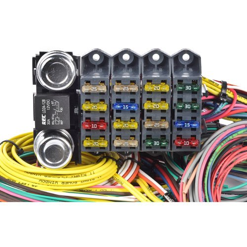 Jegs universal wiring harness