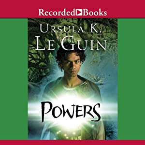 Powers Audiobook