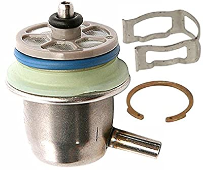 APDTY 139932 Fuel Injection Pressure Regulator w/ Filter & Oring Seal (Replaces 217-3071 17113555 17113660 17113678 17122592 89060418 89060420 12574986 12579942 12583236 17113288 17113517 17113536)