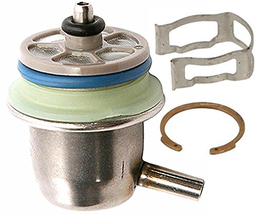 APDTY 139932 Fuel Injection Pressure Regulator w/Filter & Oring Seal (Replaces 217-3071 17113555 17113660 17113678 17122592 89060418 89060420 12574986 12579942 12583236 17113288 17113517 -