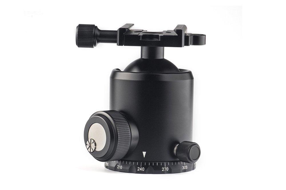 SUNWAYFOTO FB-52 52mm Tripod Ball Head Arca / RRS Compatible 44lb Max Load Sunway by Sunwayfoto (Image #2)