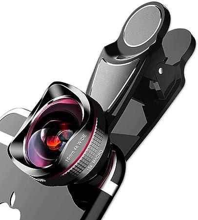 4k Hd Handy Kamera Objektiv Kits 2 In 1 Kamera