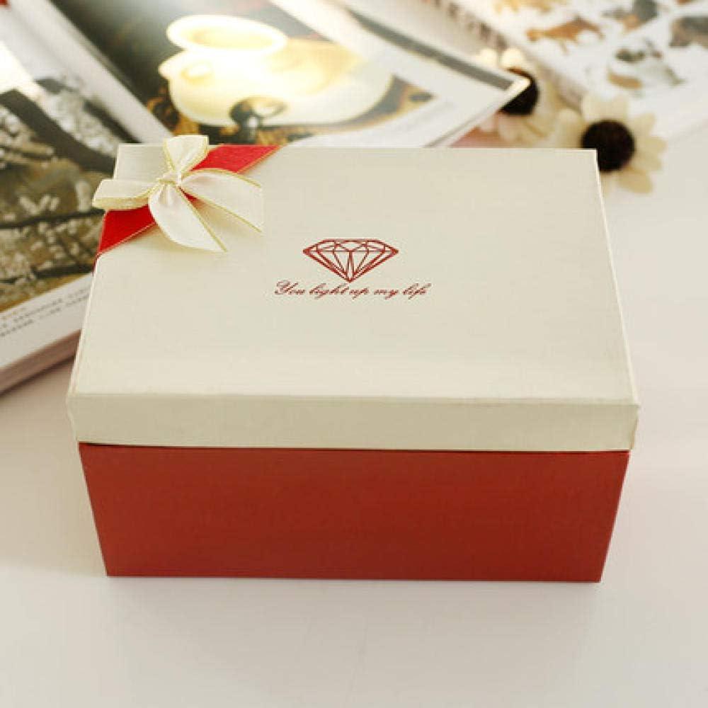 YXYLQ Tazze di Amanti Creativi Un Paio di Tazze di Anelli di Diamanti con Coperchio Tazze di Acqua Creative Latte caff/è t/è Succo Bevande per La Casa Regalo Box-05