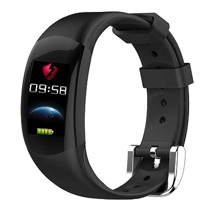 Amazon.com: YWYU Smart Watch LEMFO LT02 Smart Band 2 IP68 ...
