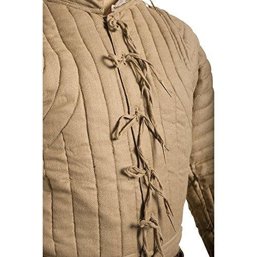 Armor Venue: Imperial Gambeson Desert Beige Large by Armor Venue (Image #3)
