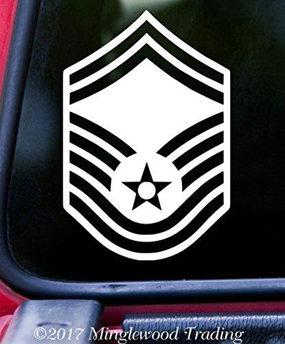 USAF E-8 Senior Master Sergeant Insignia 5