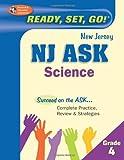 NJ ASK Grade 4 Science (New Jersey ASK Test Preparation)