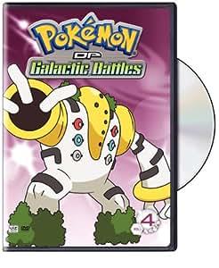 Pokemon DP Galactic Battles Volume 4