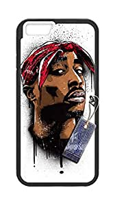 2PAC cases for Iphone6 4.7,Iphone6 4.7 phone case,Customize case for Iphone6 4.7 By PDDSN.