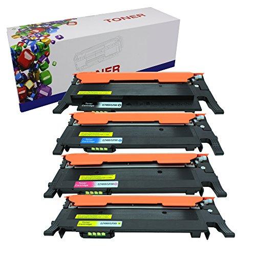 HIINK Compatible Toner Cartridge Replacement for Samsung CLT