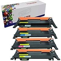 Hi Ink 4PK CLT406S Color Toner For Samsung CLP-365W CLX-3305FW C410W C460FW Printers