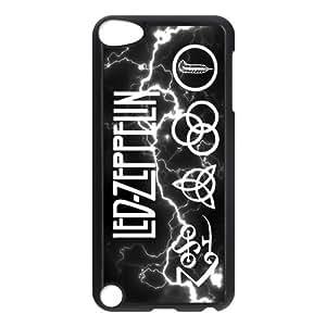 LeonardCustom Hardshell Slim Cover Case for iPod Touch 5 (5th Generation), Led Zeppelin -LCP5U234