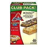 Atkins Meal Bars Variety Pack (14 + 1 Bonus Bar)