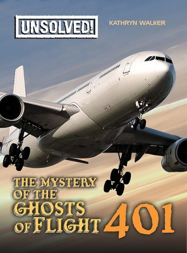 The Mystery of Ghosts of Flight 401 (Unsolved!): Kathryn