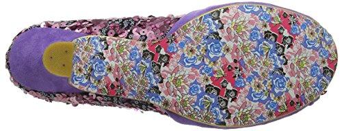Irregular Choice Dazzle Pants, Women's Closed-Toe Pumps Pink (Pink)