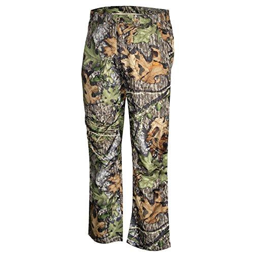 MOSSY OAK Men's Hunting Guide Pants, Mossy Oak Obsession, Medium
