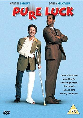 Pure Luck [DVD] [Reino Unido]: Amazon.es: Martin Short, Danny ...