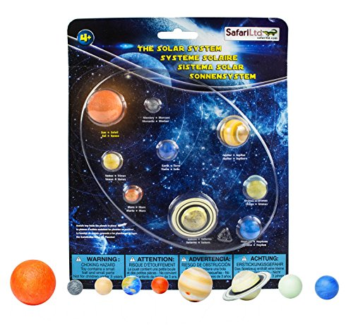 Safari Ltd Safariology The Solar System