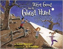 Resultado de imagen de we are going on a ghost hunt