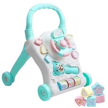ZXYWW Andador Multifuncional para Bebés, Caminante De ...