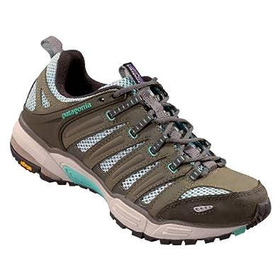 55e39a6f Patagonia Women's Release T80430 Sage Khaki Hiking Sneaker (WOMEN 7.5, Sage  Khaki)