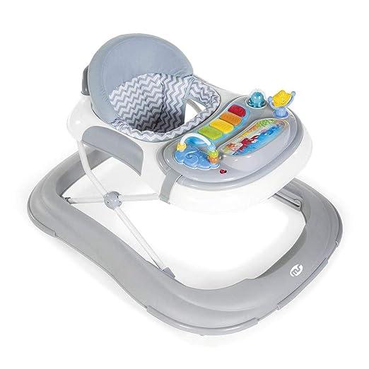 Innovaciones MS 431 - Andador Basic Plus Gris: Amazon.es: Bebé