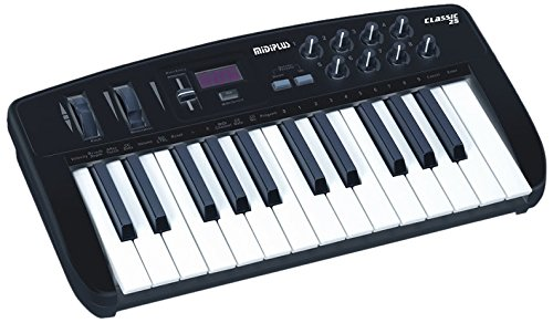 Midiplus Classic 25 MIDI Keyboard Controller by Midiplus