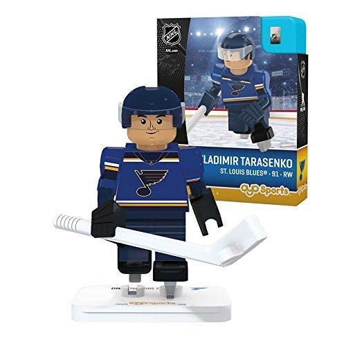 OYO Sports NHL Minifigure St. Louis Blues Vladimir Tarasenko