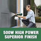 Paint Sprayer, TECCPO 500 Watts Up to 100