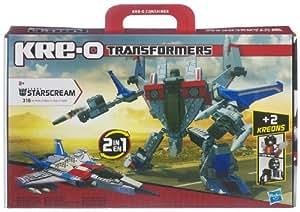 Hasbro 30667148 KRE-O Transformers - Juego de construcción de Staerscream