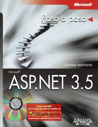 ASP.NET 3.5 / Microsoft ASP.NET 3.5: Paso a Paso / Step by Step (Spanish Edition) by Anaya Multimedia-Anaya Interactiva