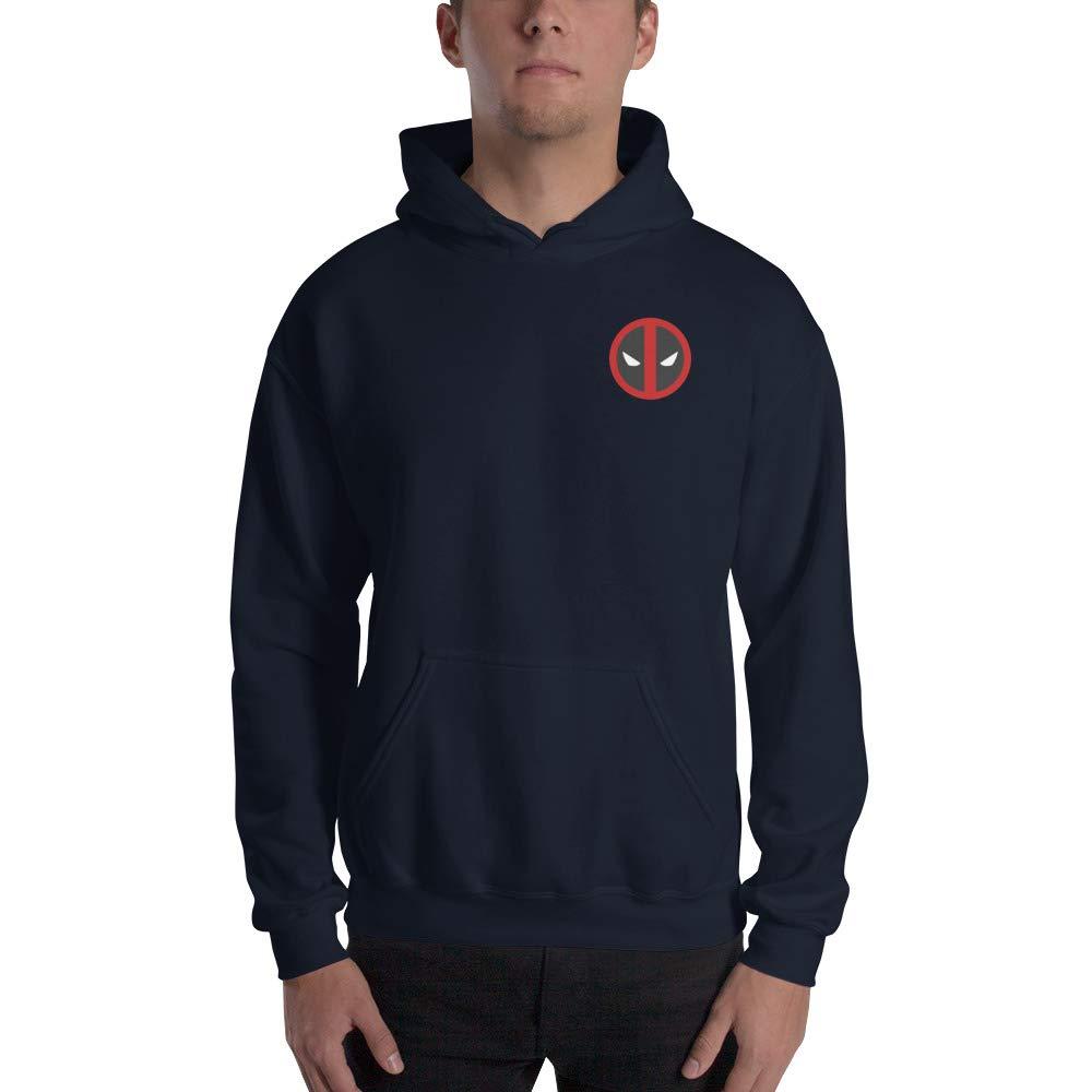 BabaS Deadpool Hooded Sweatshirt