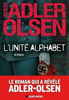 L'unité alphabet : roman, Adler-Olsen, Jussi