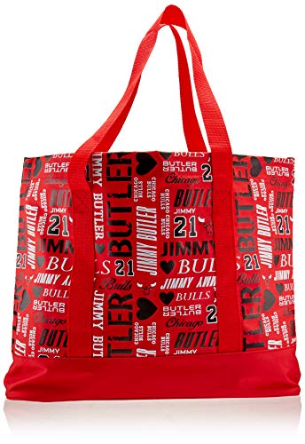 FOCO Chicago Bulls Butler J. #21 Womens Collage Tote by FOCO