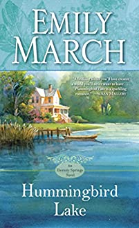 Hummingbird Lake by Emily March ebook deal