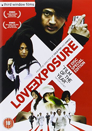 5060148530192 ean love exposure 2 discs dvd 2007