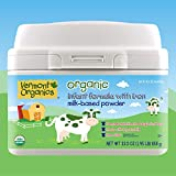 Vermont Organics Milk-Based Iron