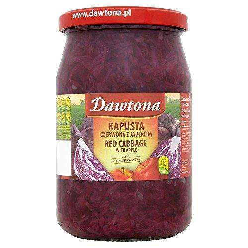 Dawtona Red Cabbage with Apples - Kapusta Czerwona z Jablkiem - Cabbage Red And Apple