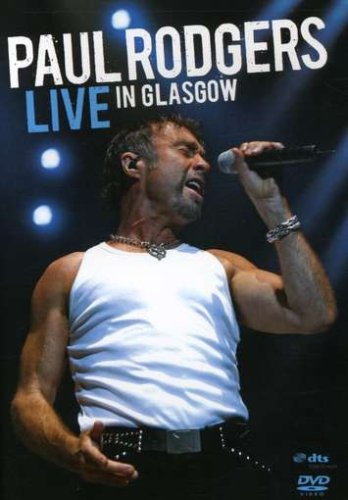 Price comparison product image Paul Rodgers: Live in Glasgow
