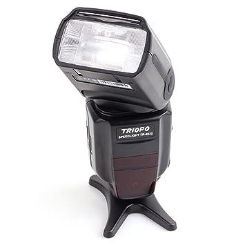 Amazon com : Triopo TR-982 II Master TTL Flash Speedlite